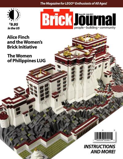 BrickJournal - Issue #68