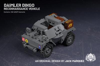 Daimler Dingo - Reconnaissance Vehicle