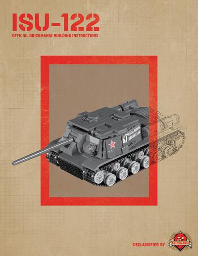 ISU-122 - Digital Building Instructions