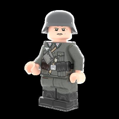 Barbarossa German Mechanized Infantry