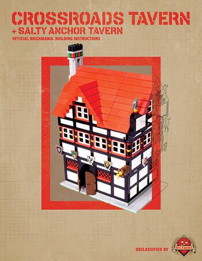 Crossroads Tavern + Salty Anchor Tavern - Digital Building Instructions