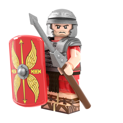 Roman Legionary - Minifig of the Month