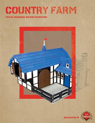 Country Farm - Digital Building Instructions