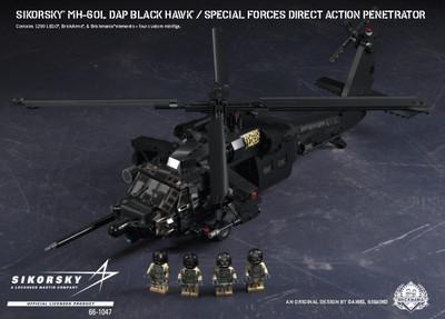 Sikorsky® MH-60L DAP Black Hawk® - Special Forces Direct Action Penetrator