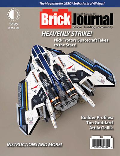 BrickJournal - Issue #69