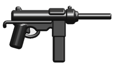 "BrickArms® M3 ""Grease Gun"""