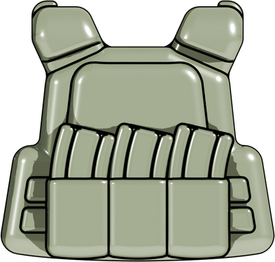 BrickArms Plate Carrier Vest PCV - Operator