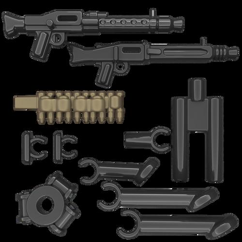 BrickArms Glow-in-the-Dark Needle Gun *NEW* Custom Minifigure Toy Weapon