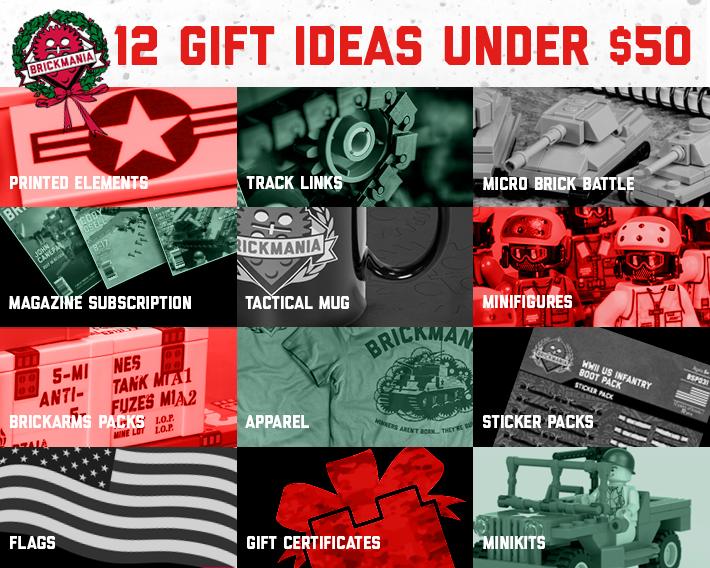 12 Gift Ideas Under $50