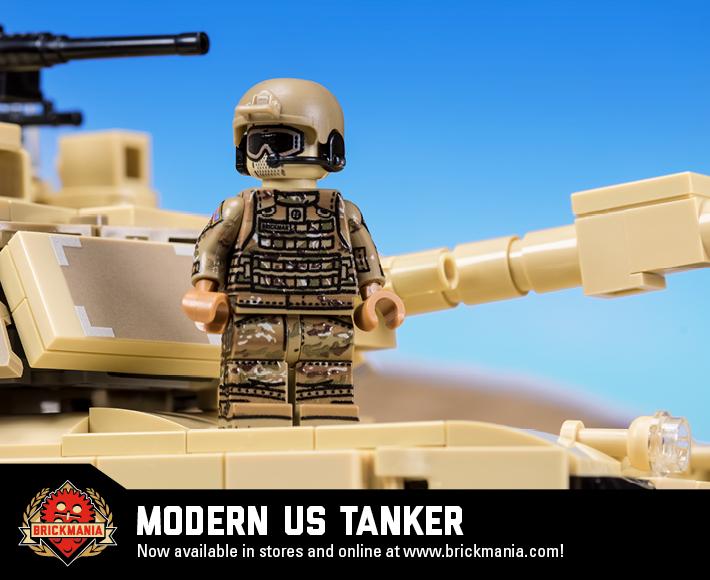 Modern US Tanker