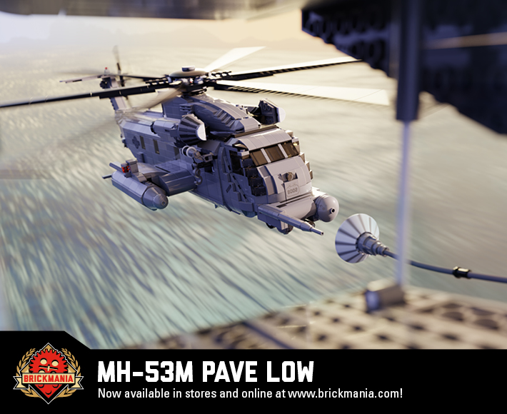 MH-53M Pave Low - Heavy-Lift Helicopter