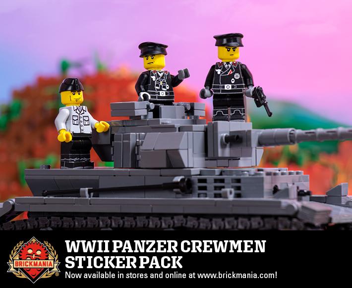 Brickmania   Custom Military Building Kits and BrickArms Weapons
