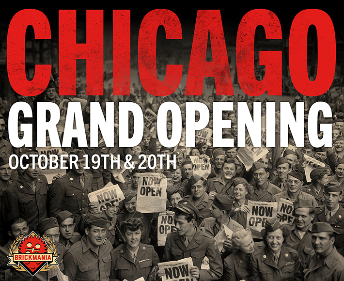 Chicago Store Grand Opening!