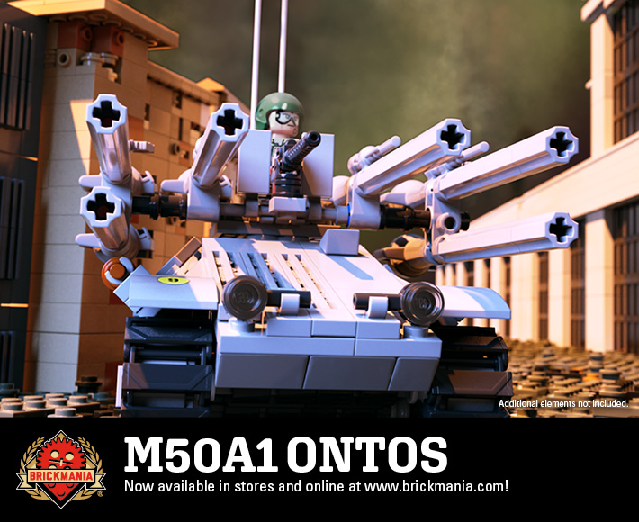 M50A1 Ontos - Tank Destroyer