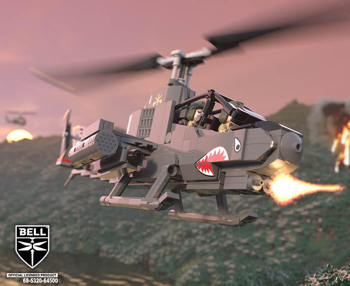 Bell® AH-1G Cobra® - Attack Helicopter