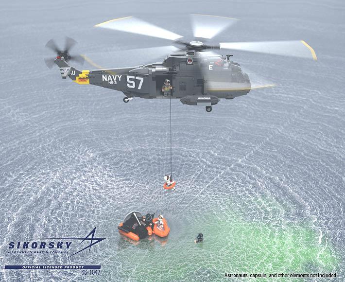 Sikorsky® SH-3A Sea King