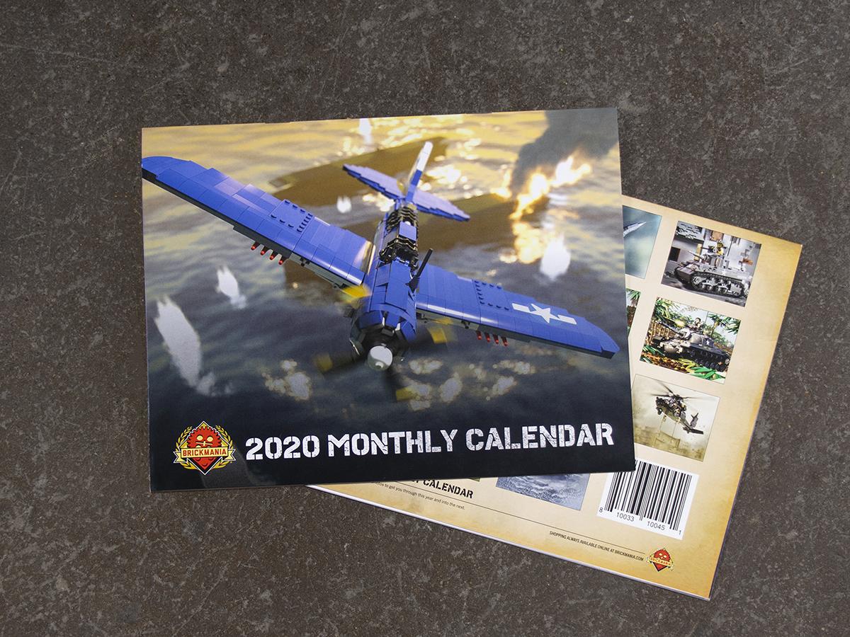 BKM 2020 Calendar