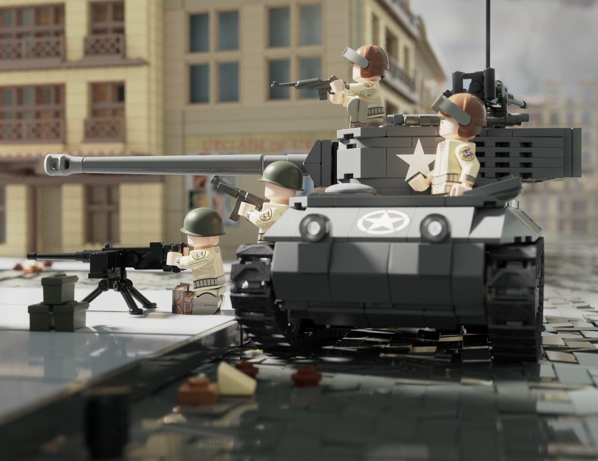 M18 Hellcat - Tank Destroyer