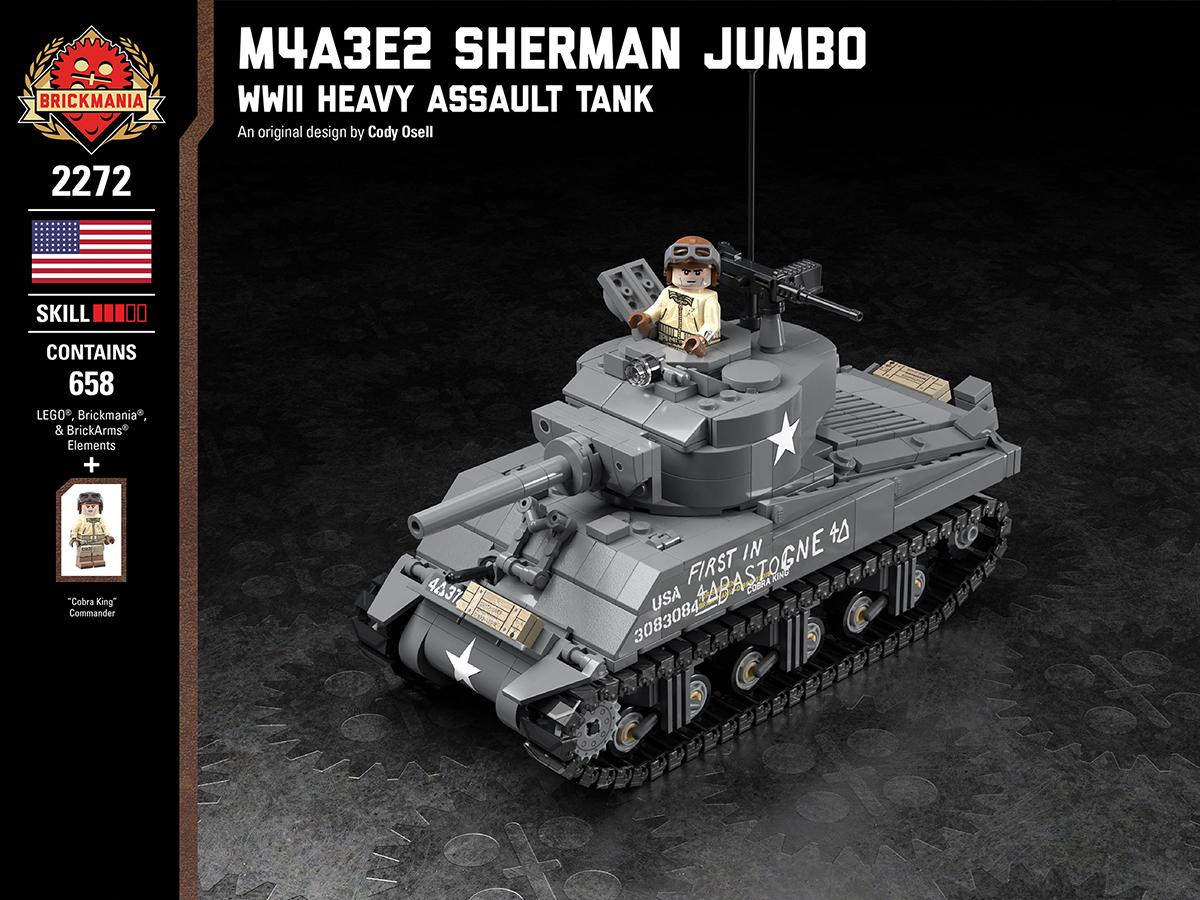 Sherman Jumbo