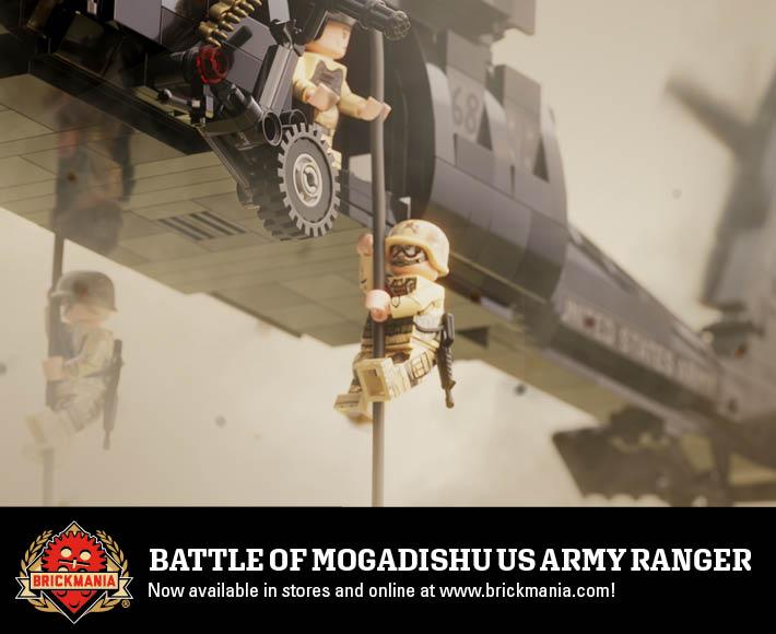 Battle of Mogadishu US Army Ranger