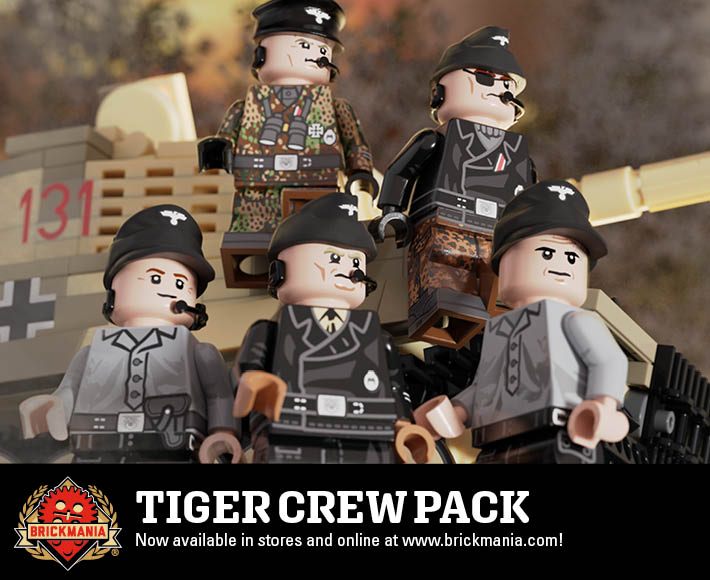 Tiger Crew Pack