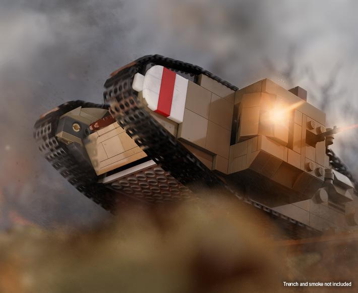 Mk V - World War I Heavy Tank