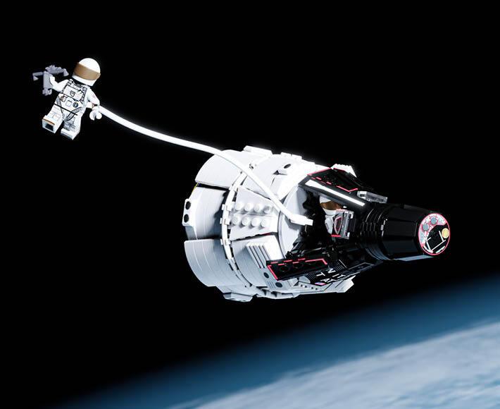 Gemini Spacecraft - Crewed Orbital Vehicle