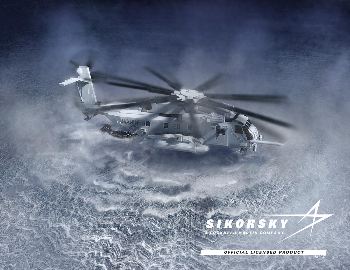 CH-53E® Super Stallion® - Heavy-Lift Helicopter