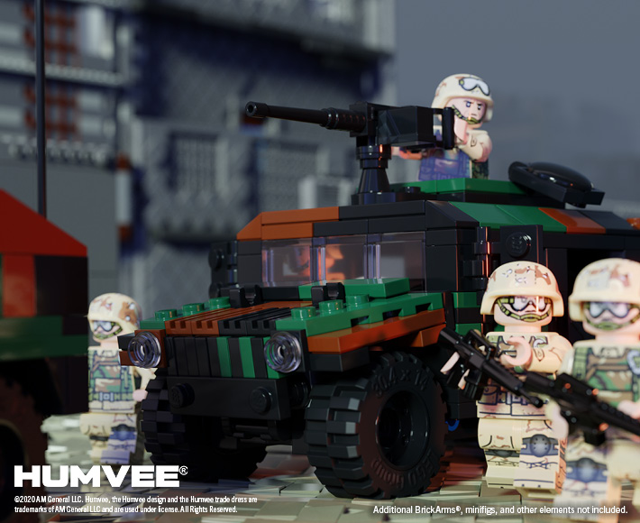 M1044 HMMWV