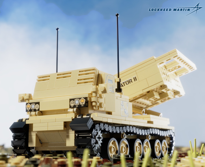 MLRS® - Multiple Launch Rocket System