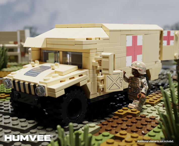 Humvee® M997A3 Tactical Ambulance