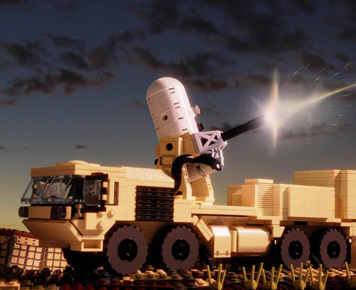Centurion C-RAM – Land-Based Phalanx® Weapon System