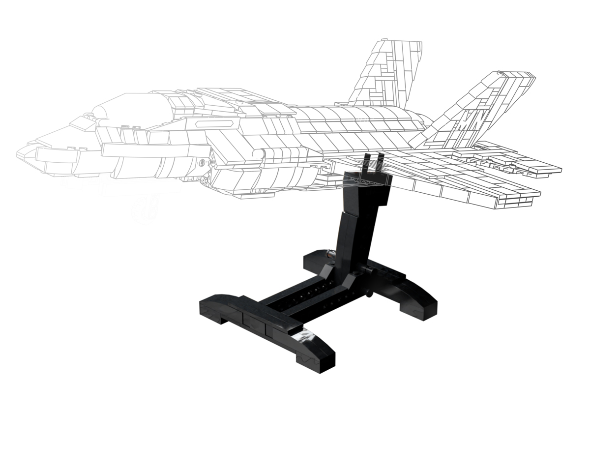 Aircraft Stand - Display Stand for Modern Jet Fighters