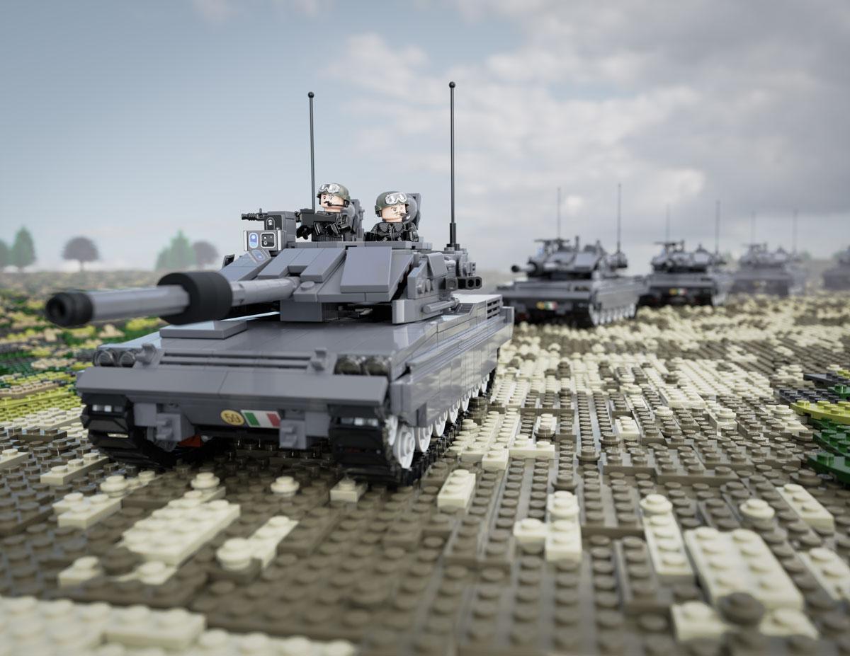 Ariete - Main Battle Tank