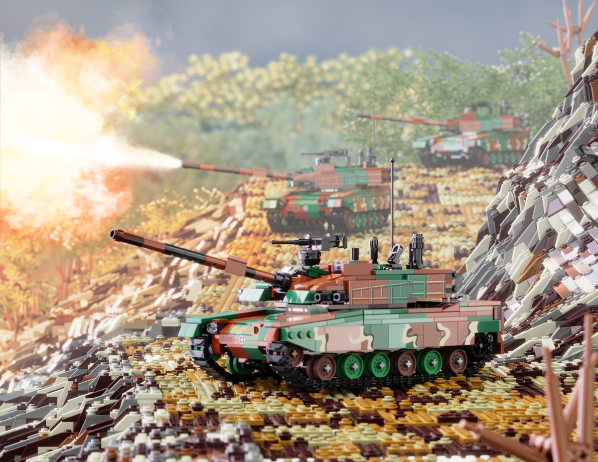 K2 Black Panther - MBT series