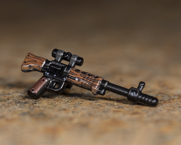 Brickmania® Perfect Caliber™ BrickArms® FG-42