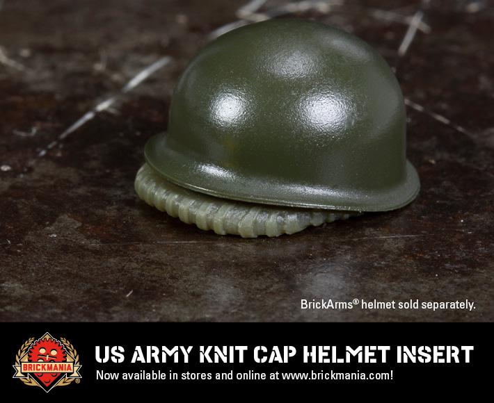 US Army Knit Jeep Cap Insert