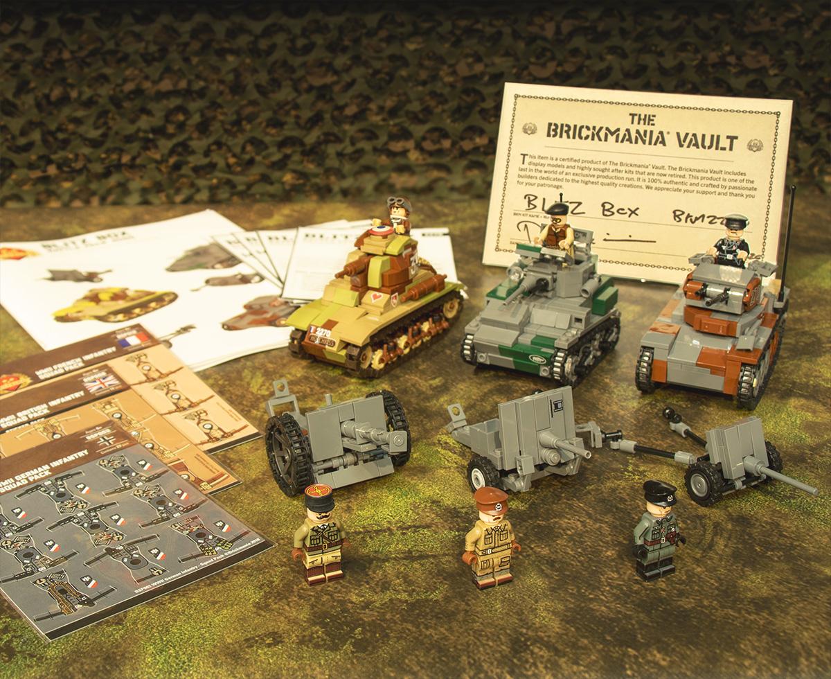 Blitz Box - Limited Edition Battle Pack 2020 - BKM Vault