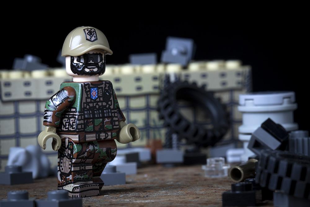 U.S. Modern Marine Raider