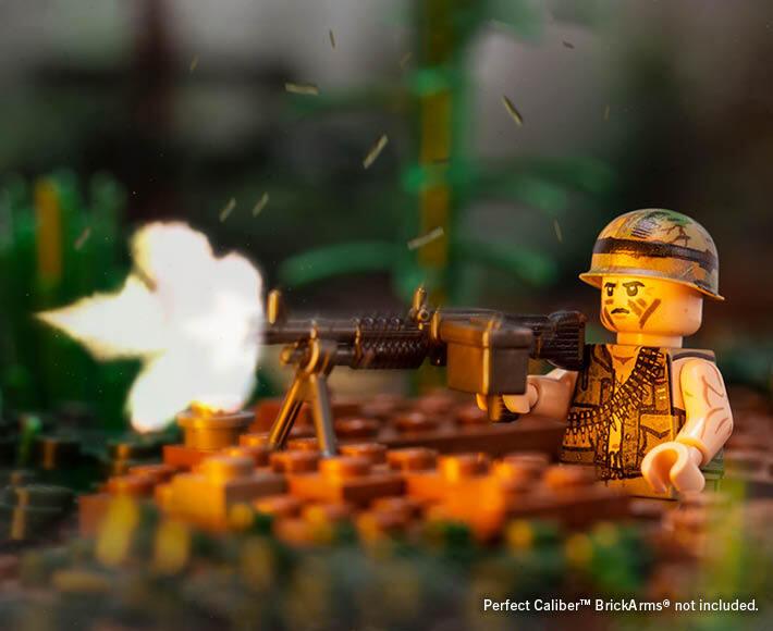 Vietnam War USMC Machine Gunner