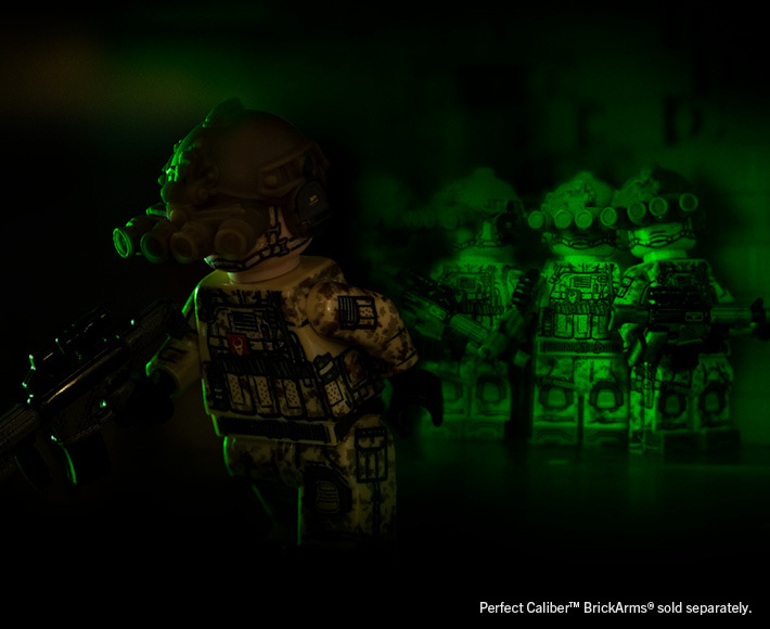 Neptune Spear US Navy SEAL - Minifig of the Month