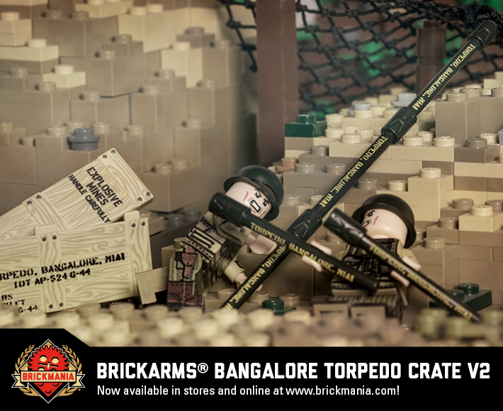 Bangalore Torpedo Crate V2 - woodgrain crate & printed torpedos