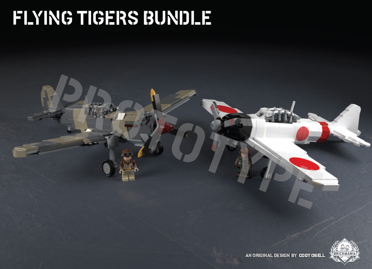 Flying Tigers Bundle – Limited-Edition Battle Pack
