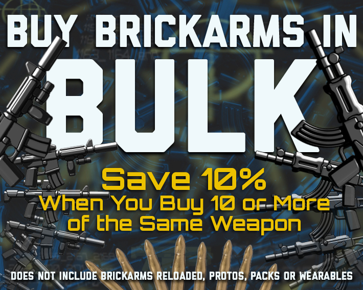 BrickArms Bulk Discount