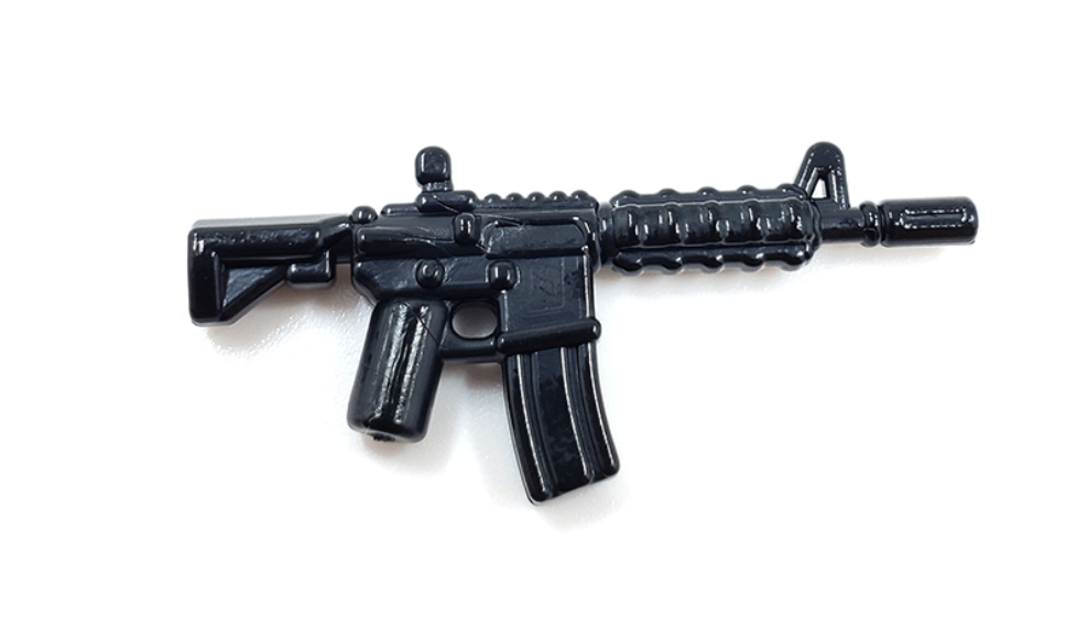 BrickArms® M4A1 - NO SCOPE in BLACK