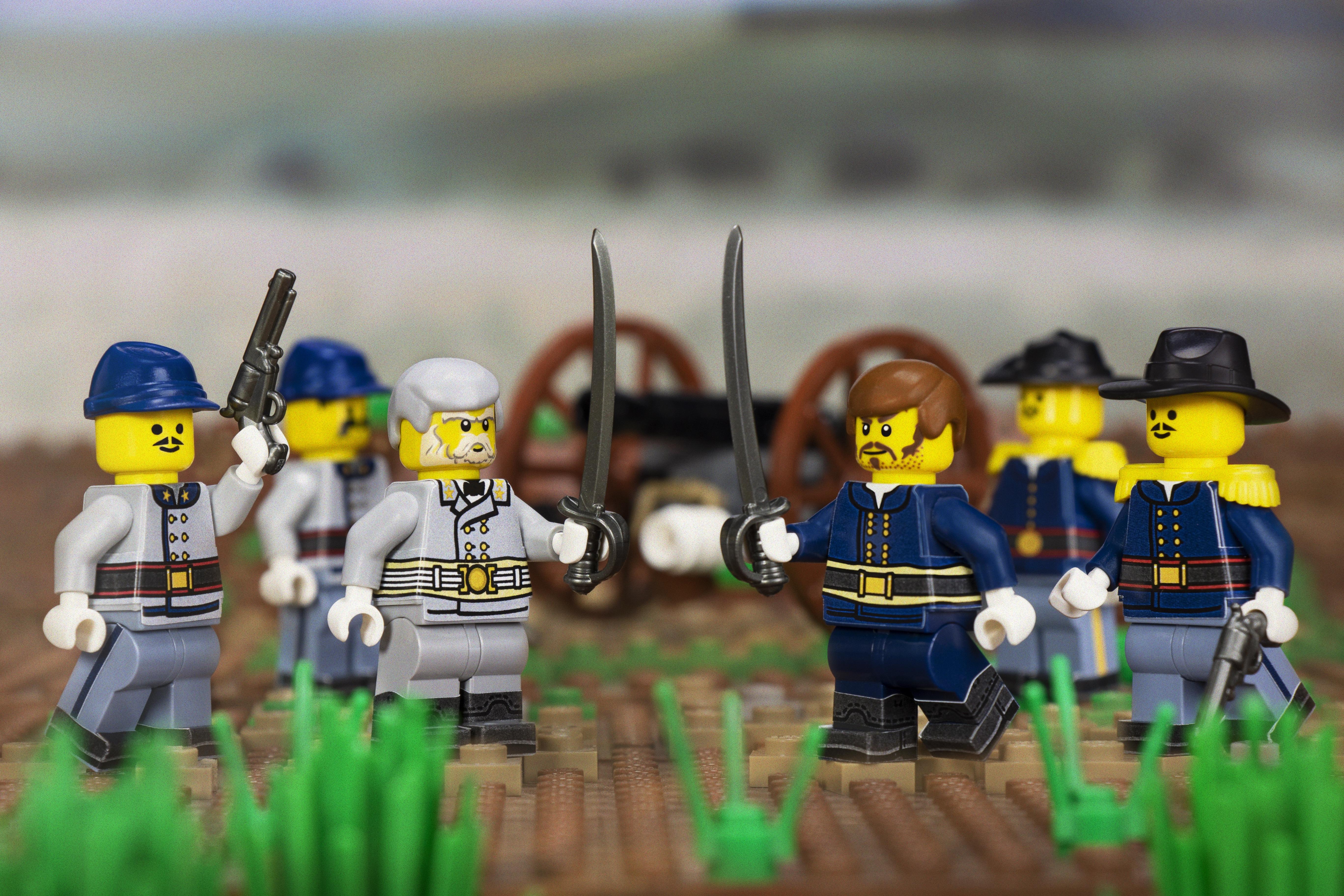 American Civil War Officers
