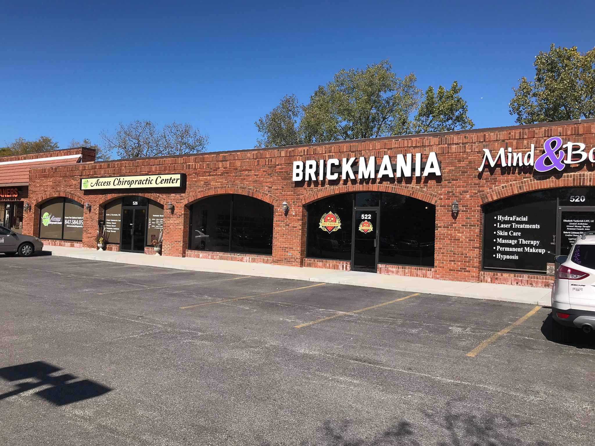 Brickmania Chicago