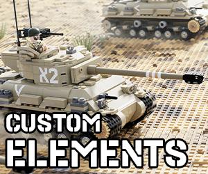 Custom 3D Elements