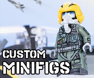 Custom Minifigs