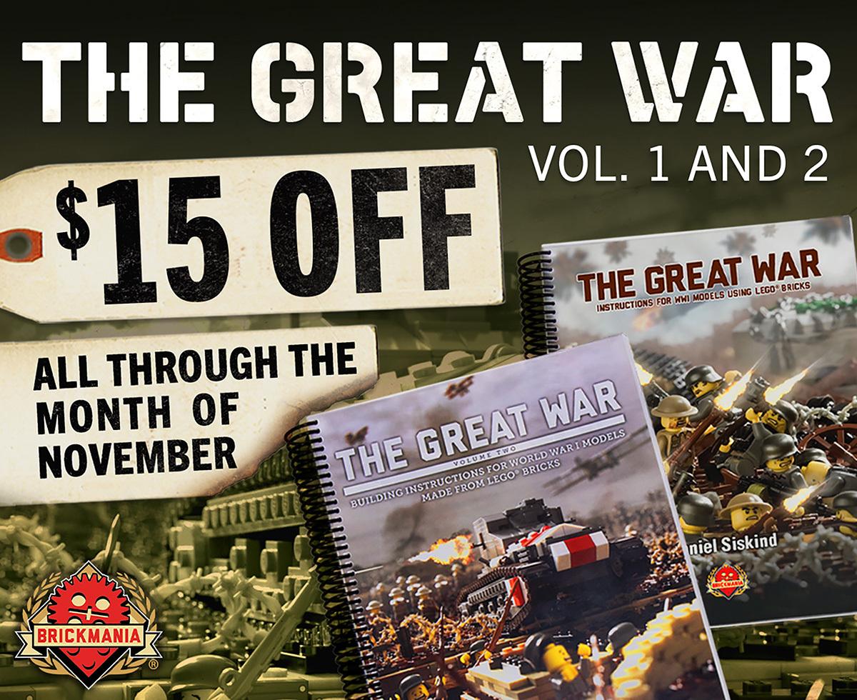 Great War Books Sale